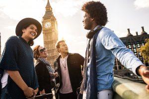 Jugendliche London