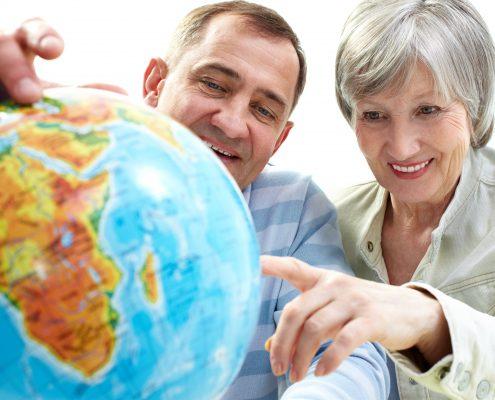 Rentner Globus